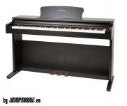 Digitálne piano SENCOR SDP 100 BK Digital Piano Black