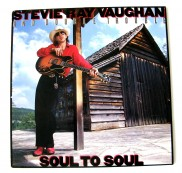 LP Platňa Stevie Ray Vaughan and DOUBLE TROUBLE
